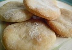 Egg Free Teething Biscuits - Basic Recipe