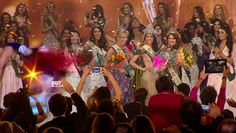 The Miss Earth 2015 Grand Coronation Night, the 15th edition of the Miss Earth pageant, held on December 5 at the Marx Halle in Vienna, Austria.