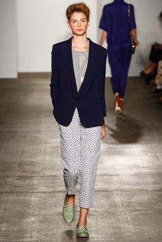 Karen Walker Spring 2012 Ready-to-Wear Fashion Show Collection