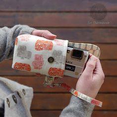 camera case free sewing pattern