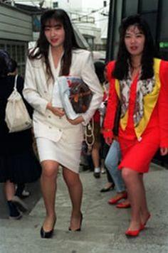 画像 : 思わず赤面?80年代ファッショントレンド総まとめ - NAVER まとめ