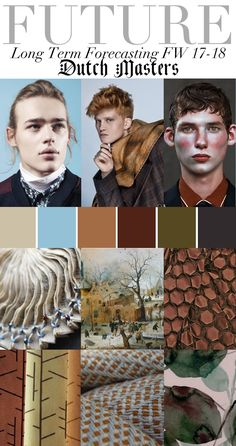 TRENDS // TREND COUNCIL - WOMENS AND MENS . FW 2017-18   FASHION VIGNETTE   Bloglovin'