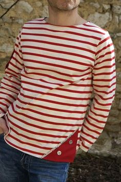 Grain de couture pour Adultes Ivanne Soufflet Couture Pour Homme, Grain De  Couture, Mariniere 42eae7bfc921