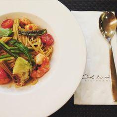 #cestlavie #cestbon #yummy #instafood #life #love #taipei #bistro #pasta