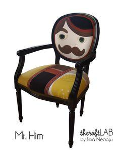Mr Him by Irina Neacşu