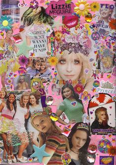 collage More on here than Courtney, but I - Collages, Art Du Collage, Wall Collage, Wallpaper Makeup, Iphone Wallpaper 90s, Wallpaper Lockscreen, Princesa Punk, Soft Ghetto, Riot Grrrl