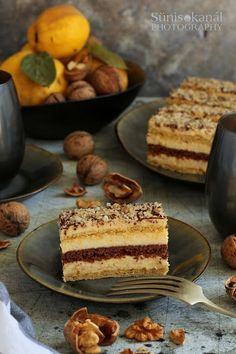 Sweet And Salty, Macarons, Tiramisu, French Toast, Food And Drink, Breakfast, Ethnic Recipes, Cakes, Morning Coffee