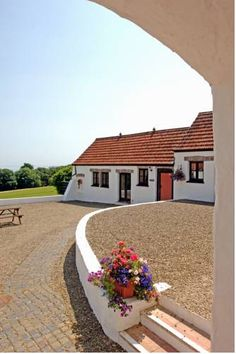 Celtic Haven Tenby Overlooking Caldey Island, these charming self-catering cottages are located within Pembrokeshire Coastal National Park, outside Tenby. Celtic Haven features the Elemis Premier spa, a golf course, leisure club and outdoor activities.