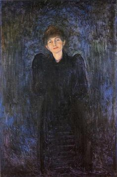 Dagny Juel Przybyszewska 1893  Munch Museum, Oslo, Norway  Oil on canvas  Edvard Munch