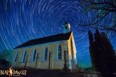 Heavenly Light (2014) -Star Trails over a stone church near Graf IA  You can see more Astrophotography photo's here: http://ift.tt/2fsM2o0  #space  #starrynight #starrysky #stargazing #planetarium #telescope #astronomy #starphotography  #astrophotography #astro #astronomical #cosmo #starphoto #timelapses #milkyway #solarsystem #dailyphoto #500px #photoofday