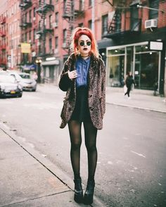 Image about fashion in Outfits by Aseel on We Heart It Edgy Outfits, Grunge Outfits, Fall Outfits, Cute Outfits, Fashion Outfits, Punk Fashion, Grunge Fashion, Fashion Looks, Luanna Perez