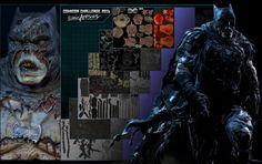 ArtStation - Undead Batman, Ali Jalali