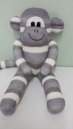 Sock monkeys by Loobys  www.facebook.com/loobysgifts