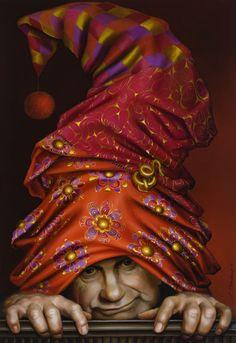 ARTIST: Llia Mazurkevich ~