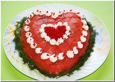 Самые вкусные и красивые салаты к празднику. Обсуждение на LiveInternet - Российский Сервис Онлайн-Дневников