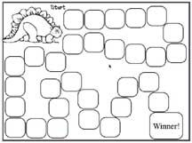 wide variety of game boards for dolch words could also be used to learn other skills (math, phonics ETC) 3rd Grade Classroom, Classroom Games, 1st Grade Math, Kindergarten Classroom, Dinosaur Theme Preschool, Printable Board Games, Free Printable, Sight Word Activities, Math Activities