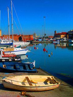 Porto Mediceo, Livorno, Tuscany, Italy, la mia citta'