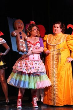 Shrek The Musical – Costumes and Props for Rent | VOS Theatre