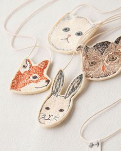 Coral&Tusk Pouch-5 ポーチネックレス