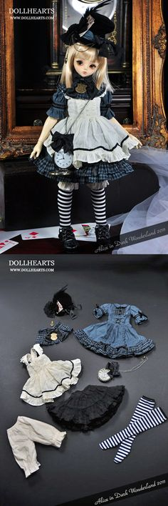 Dollheart Alice Fairy