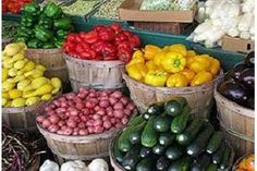 How to Start a Farmers Market   eHow