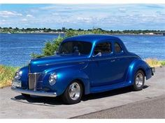 1940 Ford 2-Dr Coupe - $39,000 - Vehicle Classifieds For Classic 2-Dr Coupes For Sale (CC-360445)