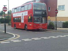 New Buses on routes E1, E3 and E10