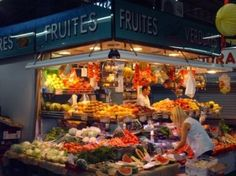 Mercat de l'Abaceria Central - Local market | Barcelona Spotted by Locals