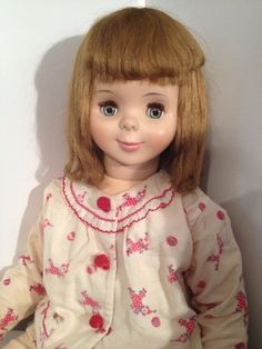 """34"""" play pal size Betsy McCall Doll by American Character $_57.JPG (1200×1600)"""