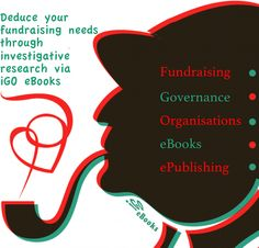 Deduce your fundraising needs through investigative research via iGO eBooks