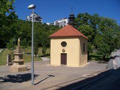 Galerie - Kaple sv. Jana Nepomuckého (Kaple) • Mapy.cz