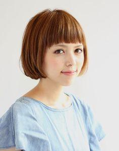 大人かわいいナチュラルボブ☆|下北沢 美容室 RITZ下北沢 presents ヘアカタログ ブログ