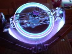 E-tarded level of epileptic awesomeness.  (3 axis spinning LED)