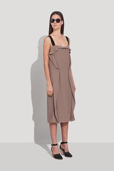 Rachel Comey + more tops and dresses with frilly accents