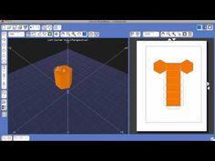 FabLab ModelMaker: Creating Custom Shapes - YouTube