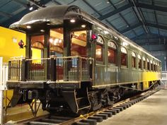 Private Railroad Car | John and Mable Ringling's first private Railroad Car built by the ...