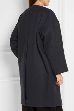 Marni   Oversized wool-felt coat   NET-A-PORTER.COM