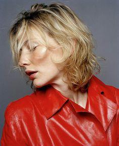 Cate Blanchett (John Rankin)