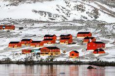 Siedlung am Südpol
