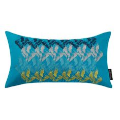 Christian Siriano Plume 12-inch x 22-inch Decorative Throw Pillow