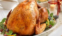 Cooking the turkey in an oven bag ensures a moist and juicy bird, and very little mess to clean up. It's a win-win recipe.