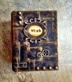 Altered Book Box
