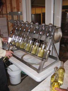#wine #bottling