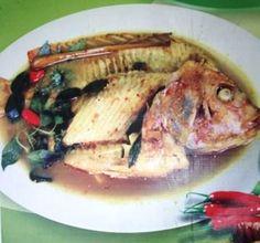 Gulai Kepala Ikan nan lezat