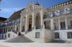 Universidade de Coimbra | por julia.orige #uc #universidade #coimbra #viagem #portugal