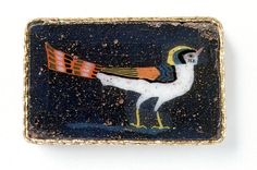 Romano-Egyptian Mosaic Glass Inlay Depicting a Wagtail | par Ancient Art