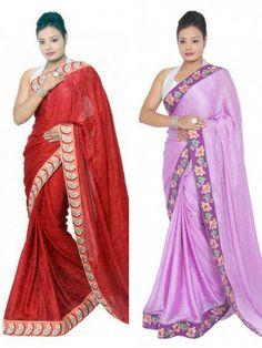 Shop online for designer sarees only at sairandhri.com #womensethnicwearindia #sareemanufacturersinindia