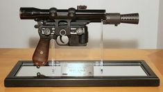 Master Replicas' first Limited Edition DL-44 replica