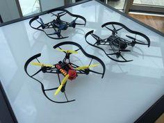 Parrot Airborne drones