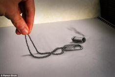 drawing pencil 3 d 3d Pencil Art, 3d Pencil Sketches, 3d Sketch, Pencil Sketching, Sketch Ideas, Tattoo Sketches, Art Sketches, 3d Illusion Drawing, Illusion Art